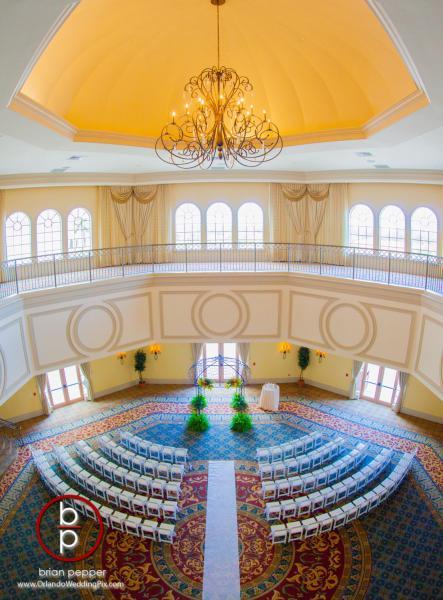 Wedding Setup- Ballroom