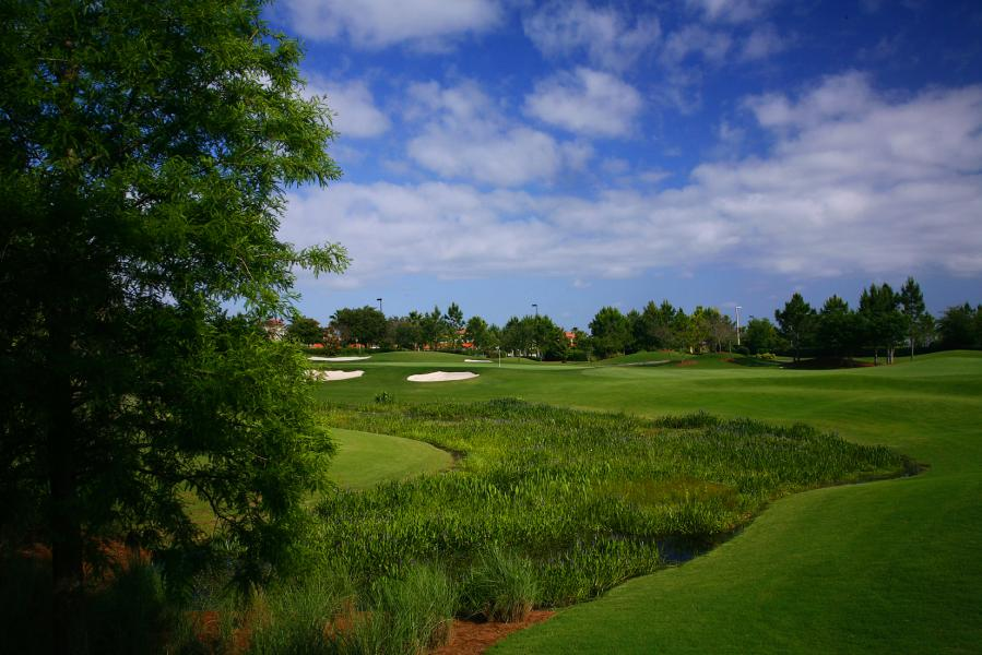 Shingle Creek Golf Club - Golf Course