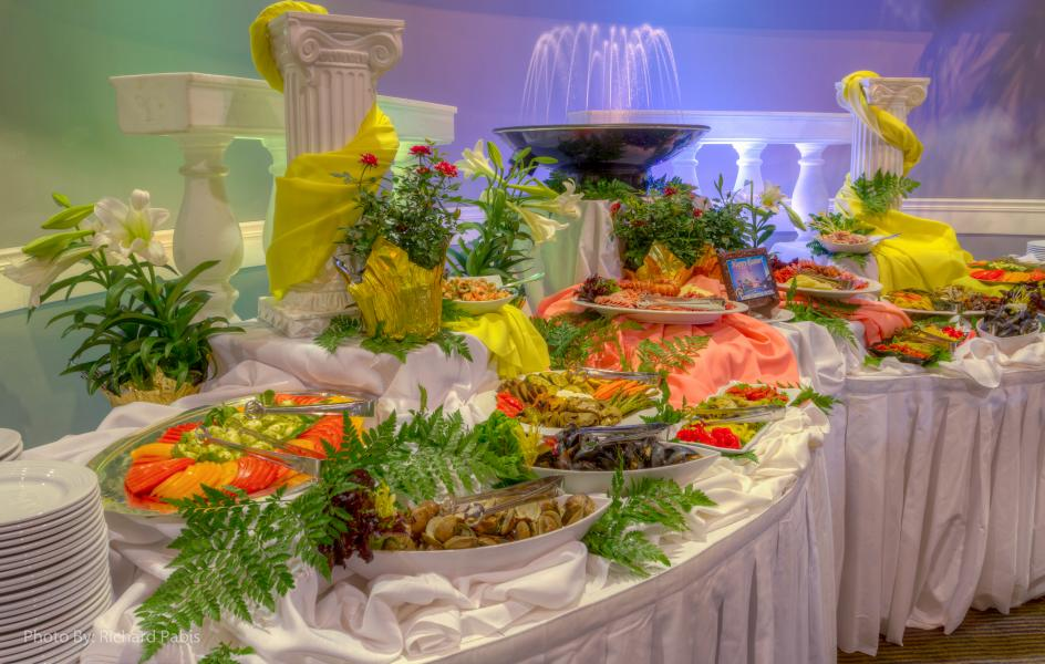 Easter Buffet- Richard Pabis