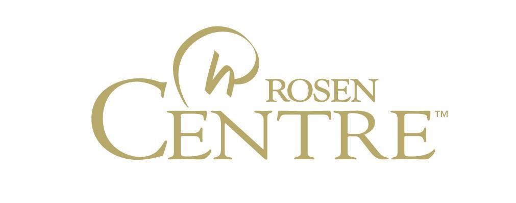 Rosen Centre Hotel Gold Logo
