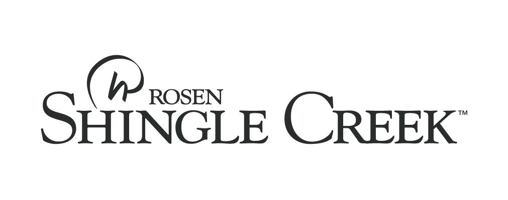 Rosen Shingle Creek Black Logo