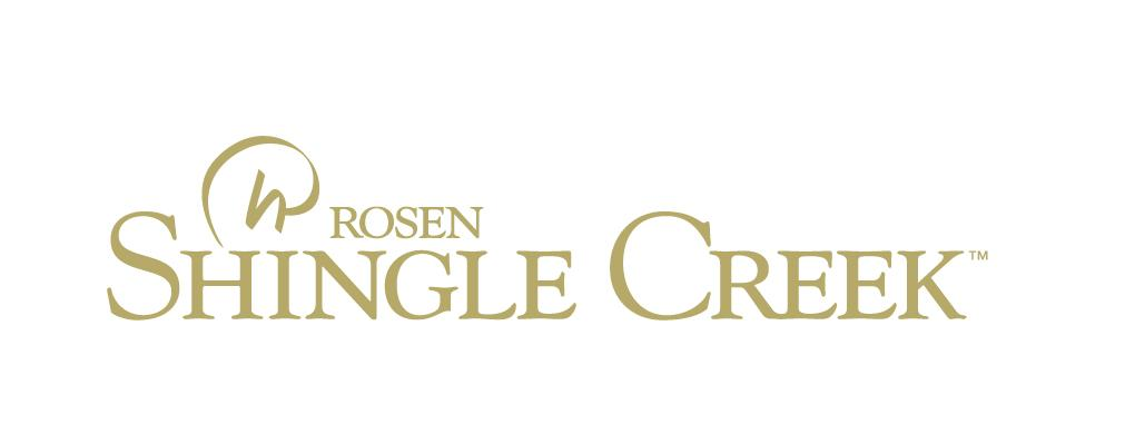 Rosen Shingle Creek Gold Logo