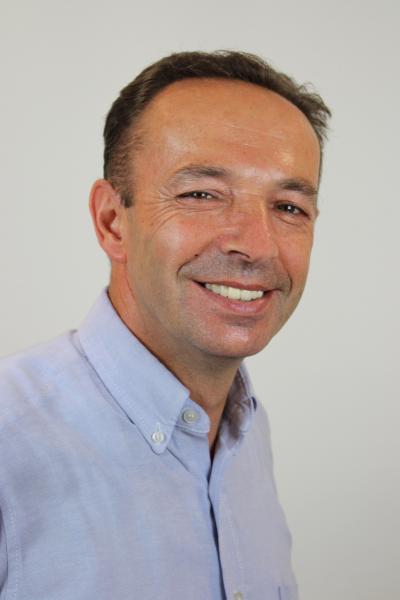 Zerkerijah Durgutovic, Asst. Chief Engineer