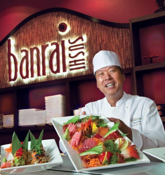 Banrai Sushi Chef