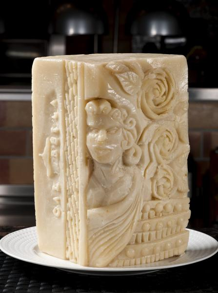 Cala Bella- Butter Sculpture