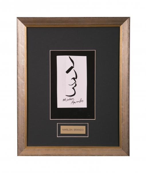 Caricature- Marlon Brando
