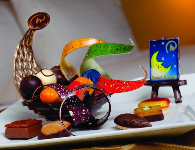 Guestroom Dessert