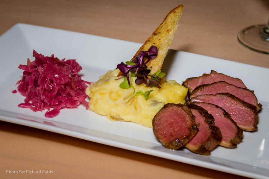 Everglades Long Island Duck Pastrami