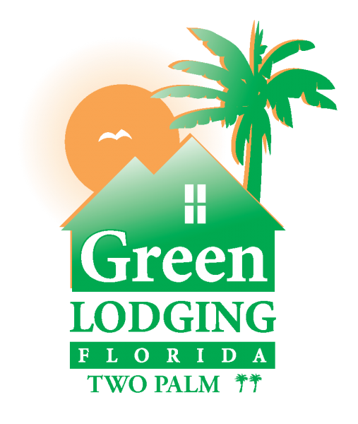 Green Lodging 2 Palm Logo