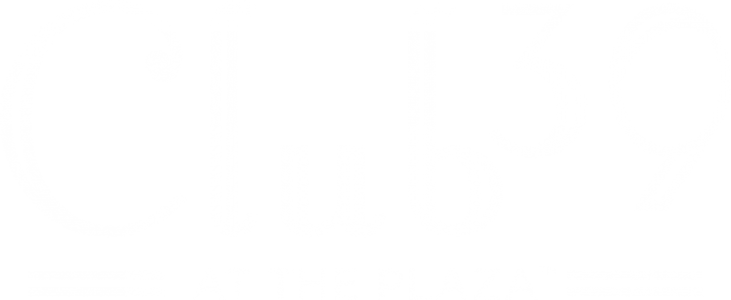 Club 39 at the Plaza logo (reverse)