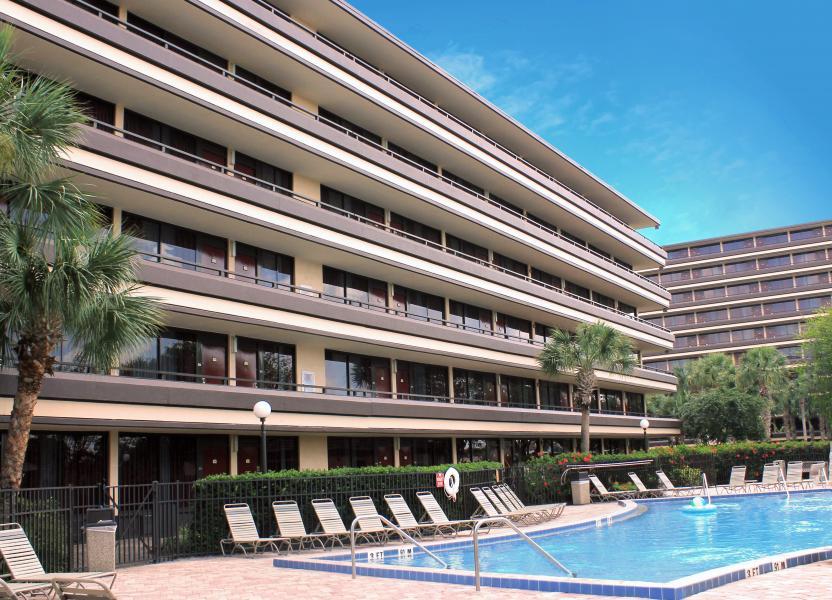 Rosen Inn at Pointe Orlando Pool