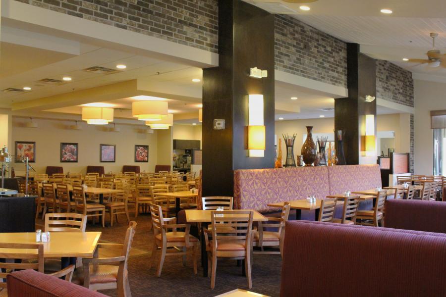 Fountain View Café Dining Area
