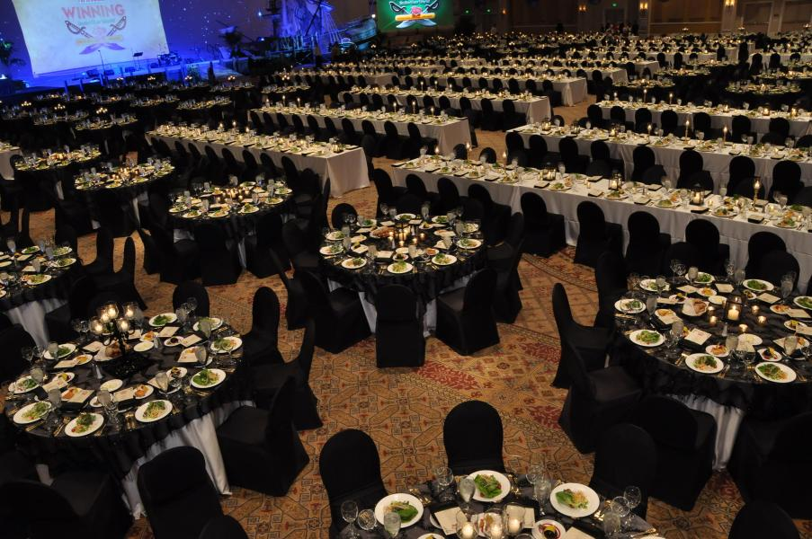 Event Set Up - Ballroom
