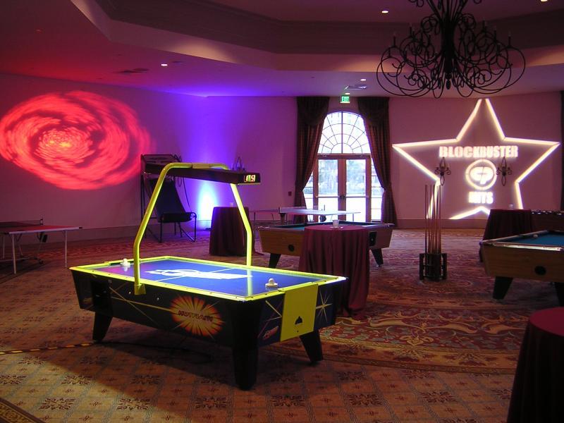 Conway Ballroom- Event Set Up