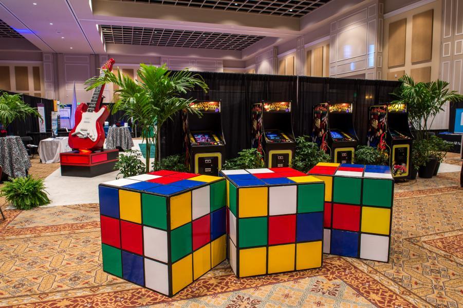 Event Set Up - Ballroom