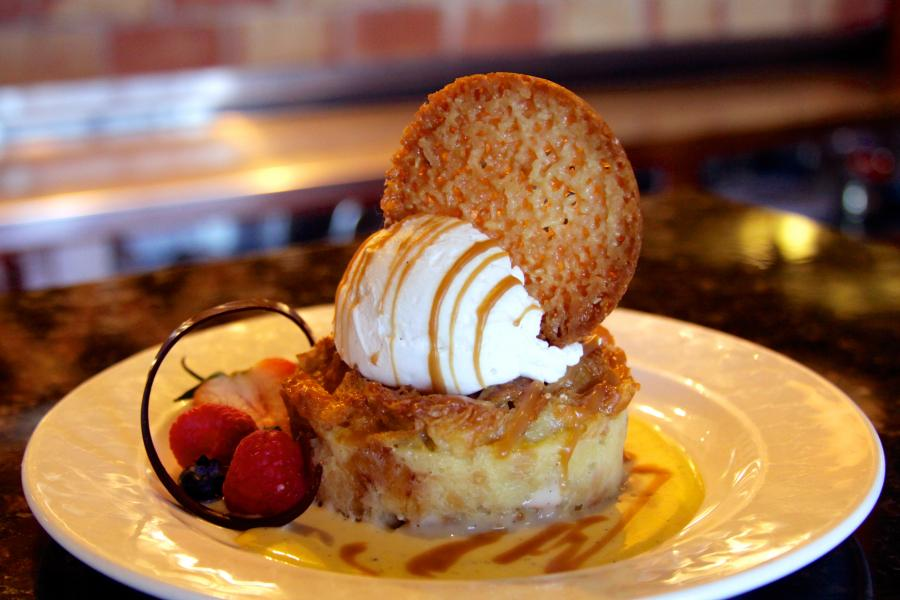 Cafe Osceola Dessert