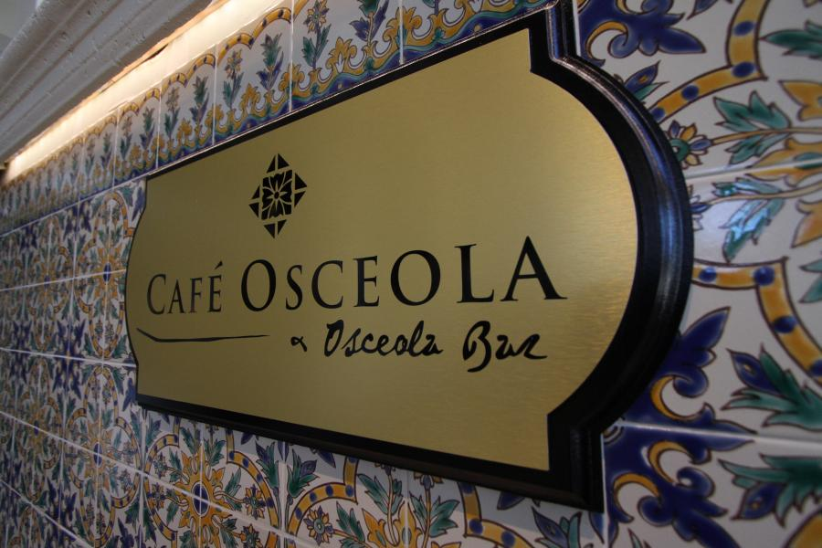 Cafe Osceola Restaurant