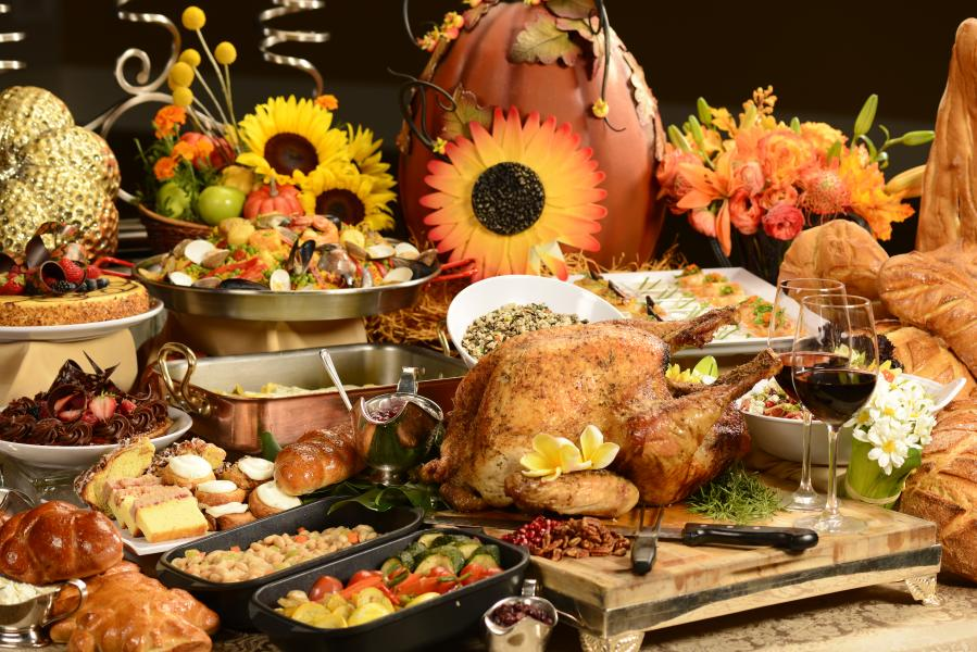 Cafe Osceola - Holiday Buffet