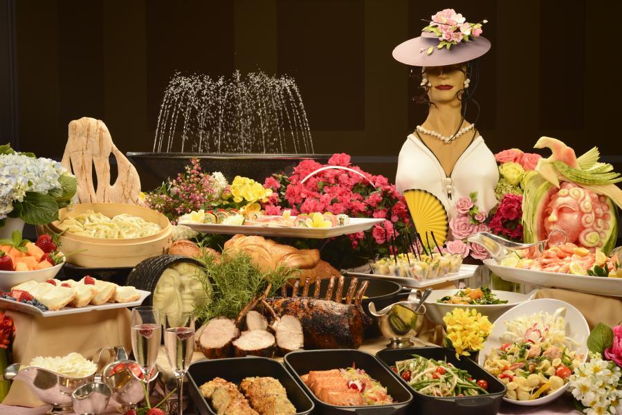 Cafe Osceola - Mother's Day Buffet