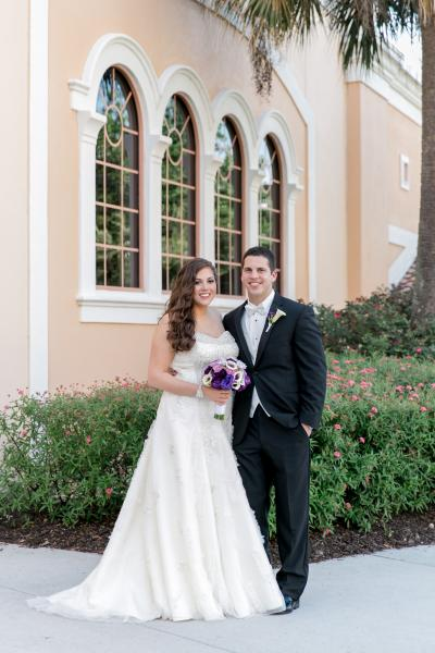 Mariage Rosen Shingle Creek
