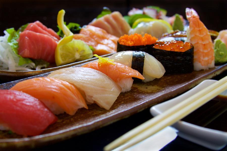 Sakura Sushi - Nigiri Omakase