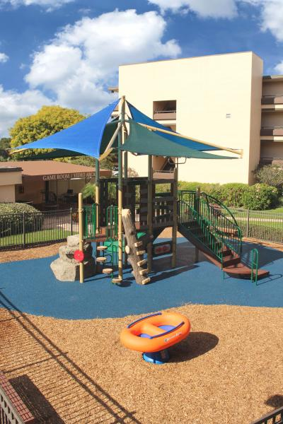 Playground by Game Room