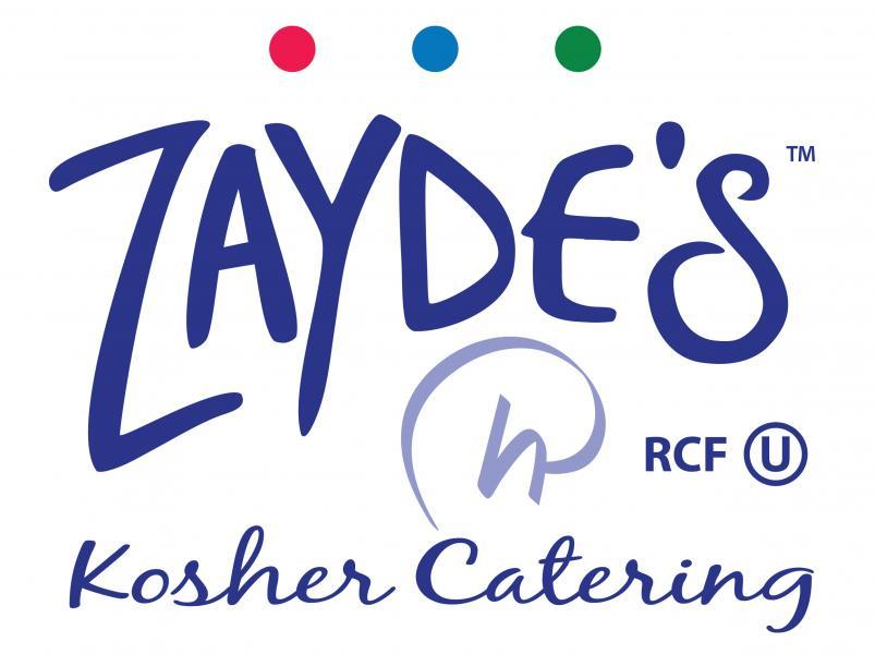 Zayde's Kosher Catering Logo - Rosen Color