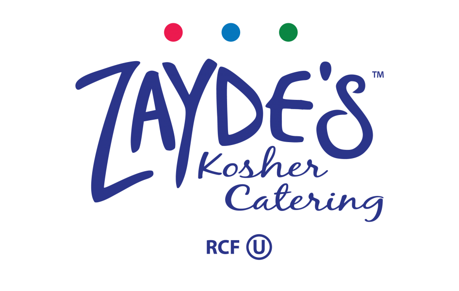 Zayde's Kosher Catering Logo - Color