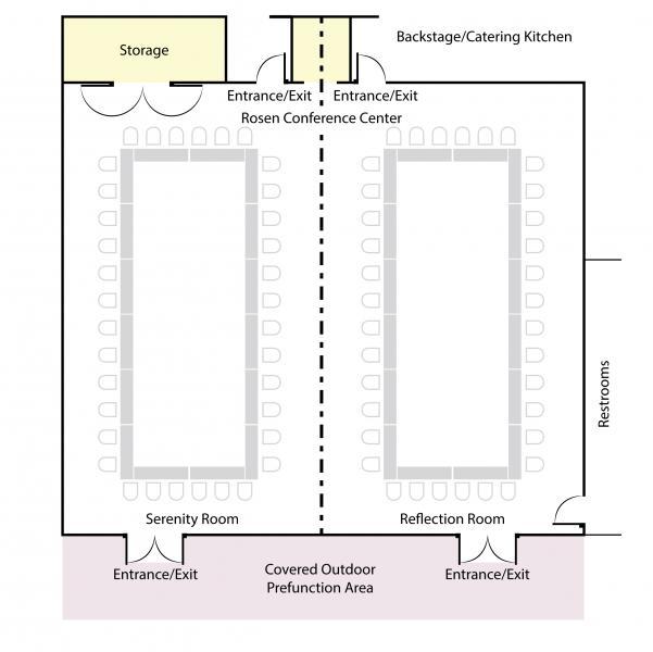 Hollow Floorplan