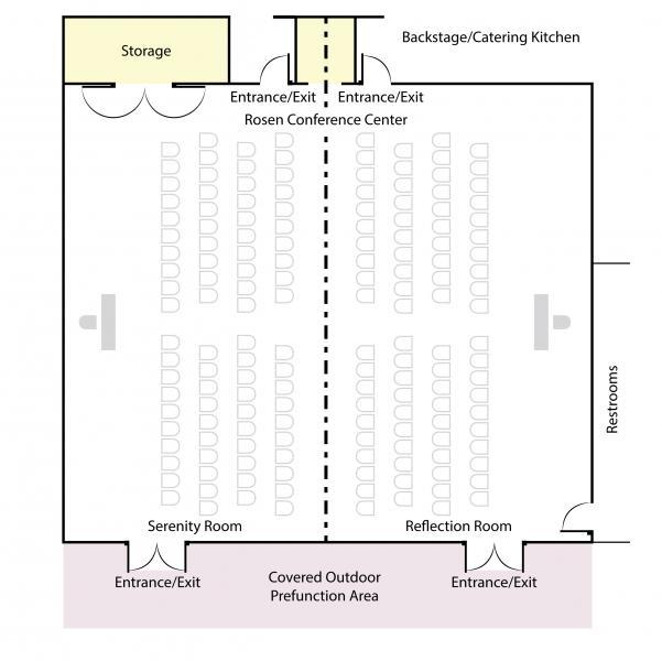 Theater Floorplan