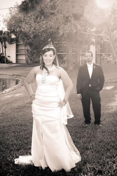 Clarion Inn Lake Buena Vista Wedding