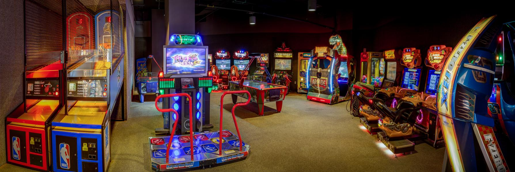 Rosen Shingle Creek Video Arcade
