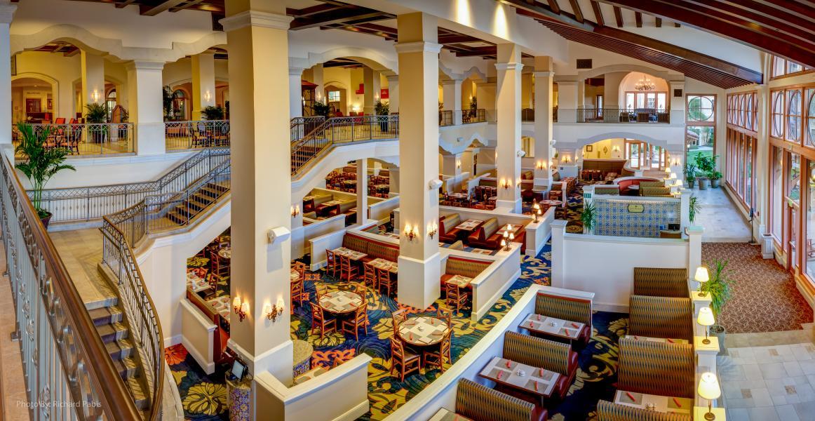 Cafe Osceola Restaurant