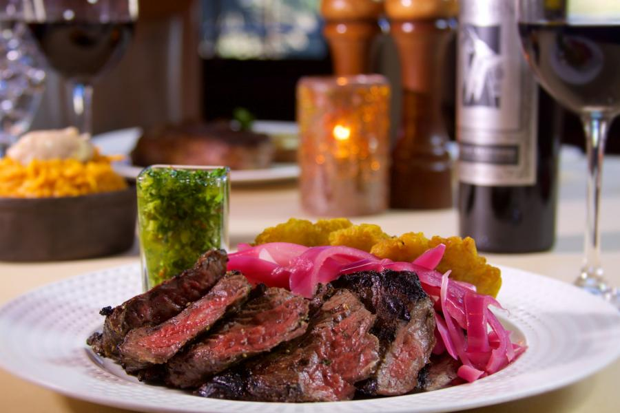 A Land Remembered Skirt Steak