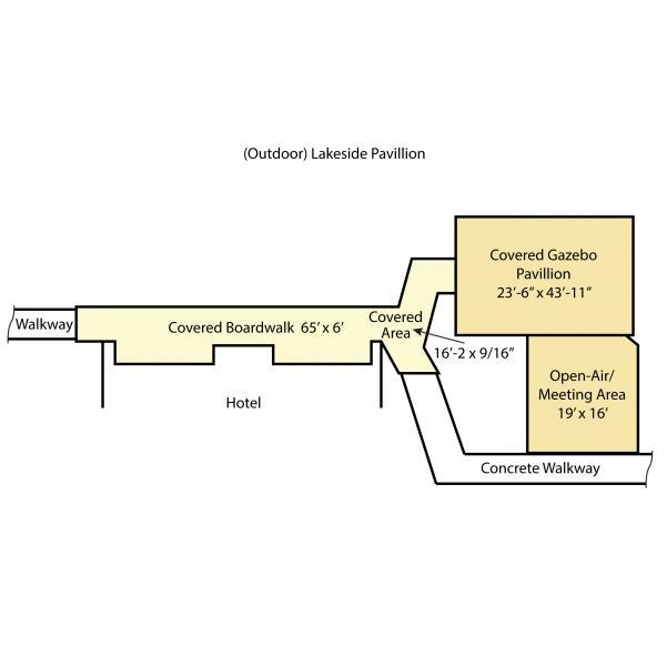 Pavilion Floorplan