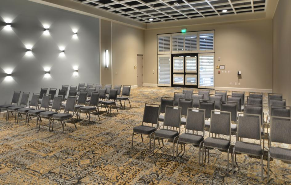 Reflection Meeting Room - Theater Room Setup