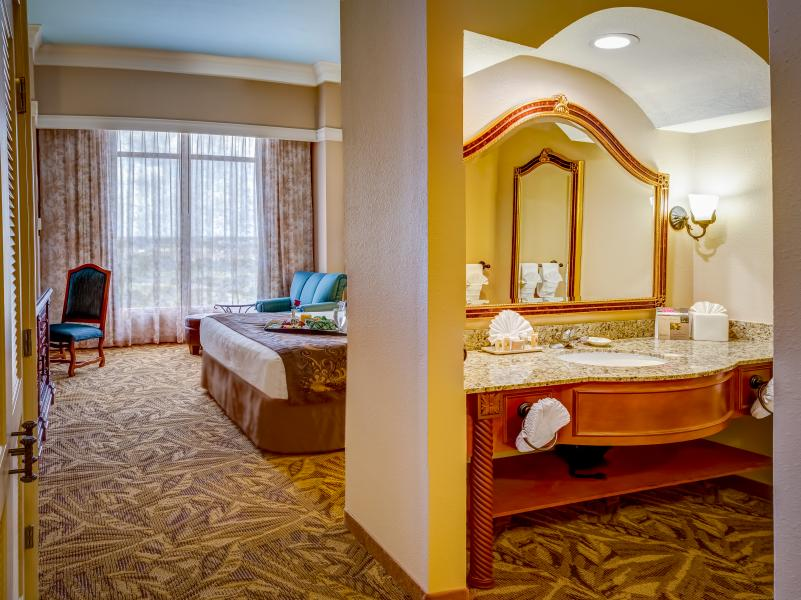 Accommodations - Guestroom Amenities
