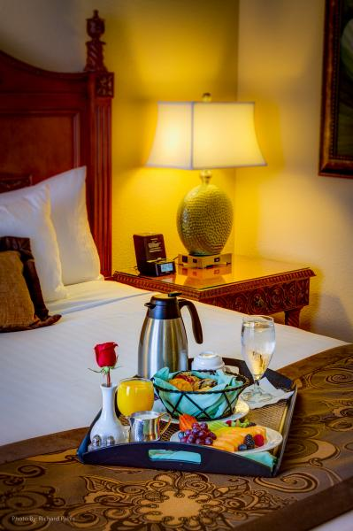 Accommodations - Room Amenities