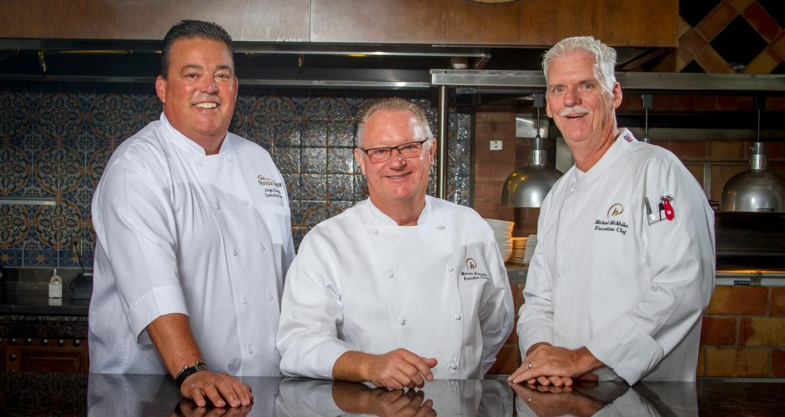 Convention Hotels' Executive Chefs