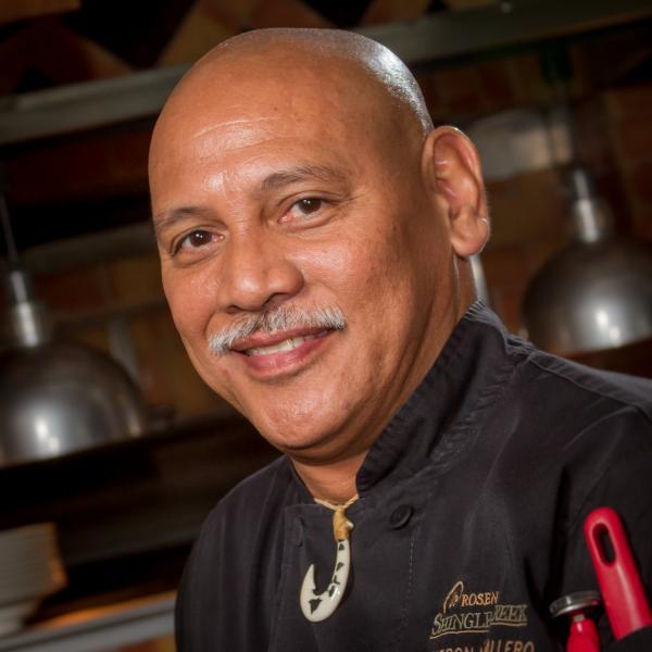 Mi Casa Tequila Taqueria Head Chef Cameron Hostallero.