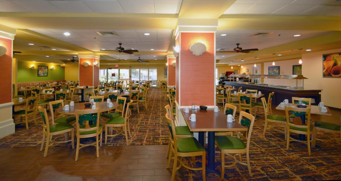 Palms Dining Room Rosen Inn