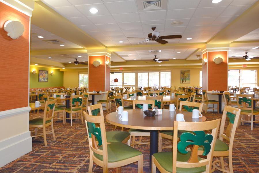 Palms Dining Room