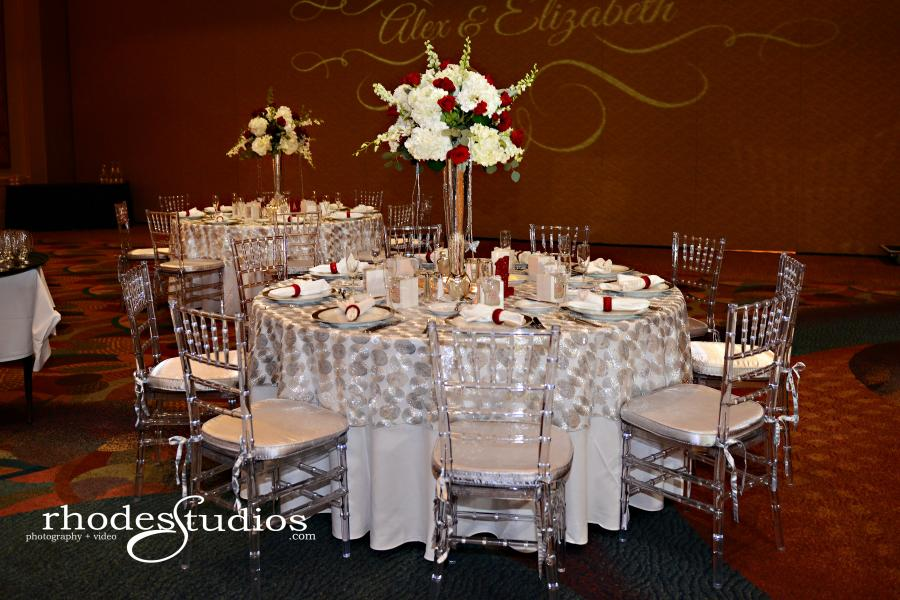 Centre Wedding- Set table
