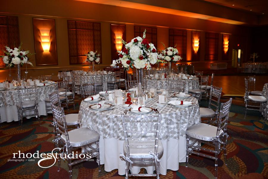 Centre Wedding - Tables