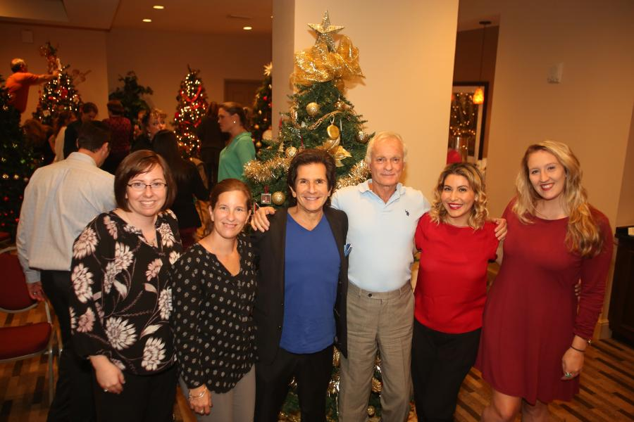 Non-Profit Christmas Trees Decoration Event 2016