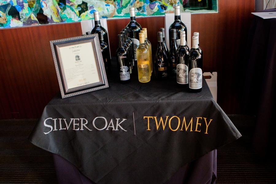 Vine & Dine - Silver Oak