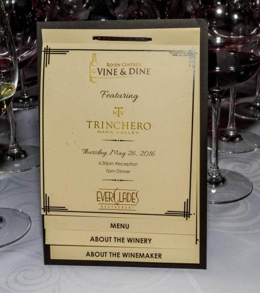 Vine & Dine - Trinchero