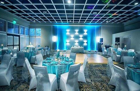 Wedding - Rosen Ballroom, Decor by: Dream Weddings & Planning, Photos by: Corner Production