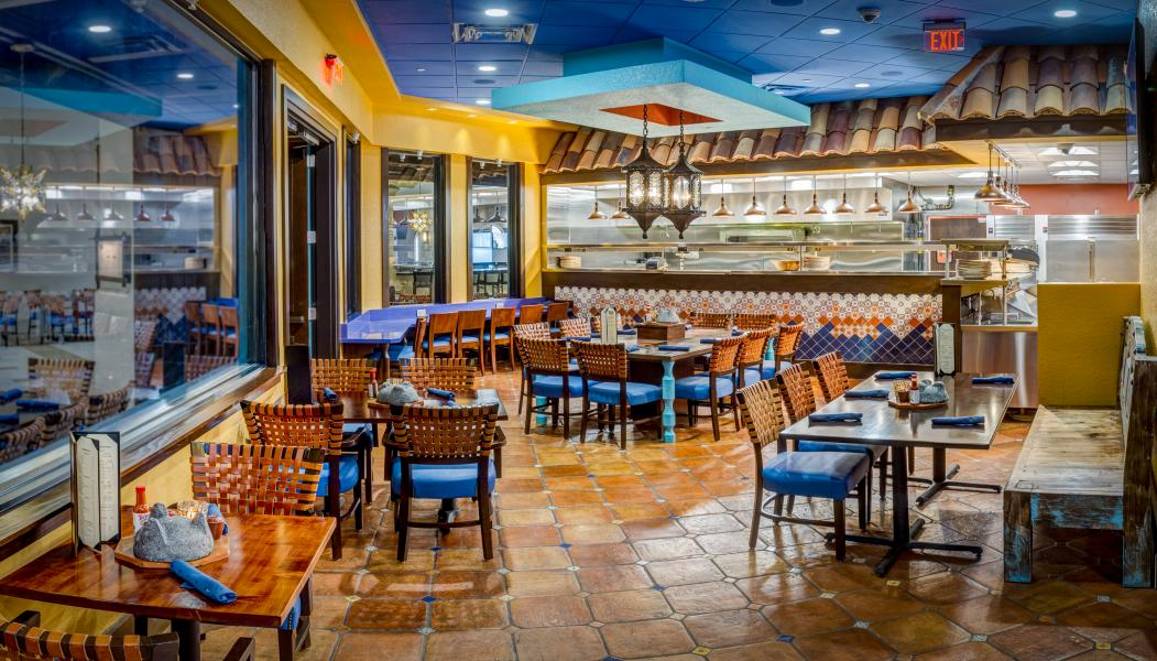 Mi Casa Tequila Taqueria features authentic Mexican dishes.