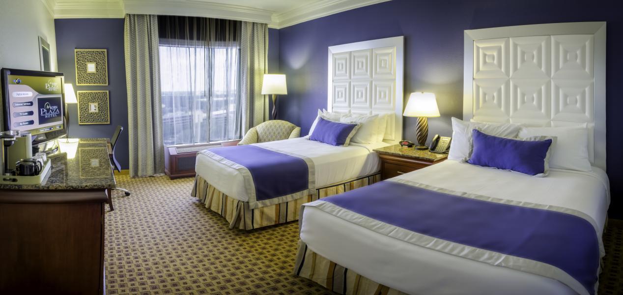 Rosen Plaza - Double Guestroom
